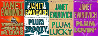 Stephanie Plum Janet Evanovich holiday editions