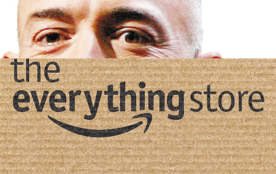 Jeff Bezos and the age of Amazon