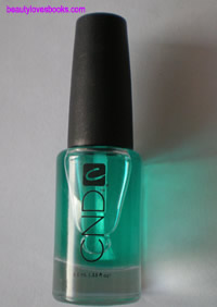 CND Stickey base coat
