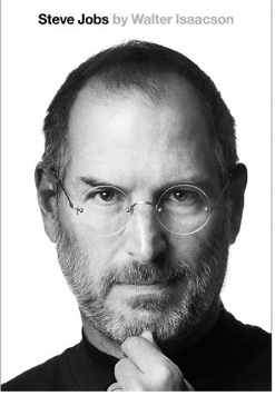 Steve jobs biography cover