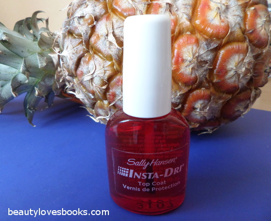 Sally hensen Insta-Dri top coat