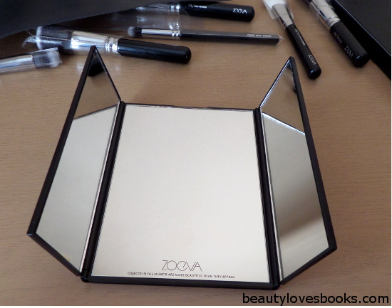 zoeva makeup mirror