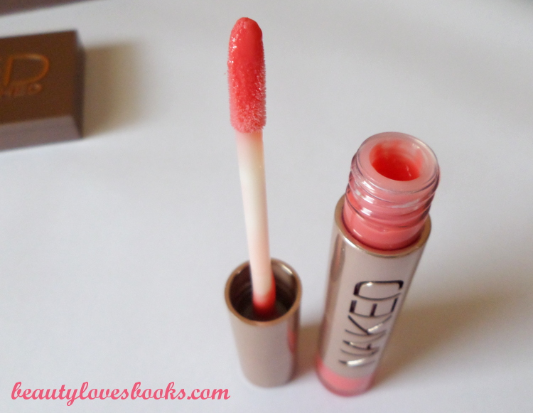 Urban Decay NAKED Ultra nourishing gloss in Streak