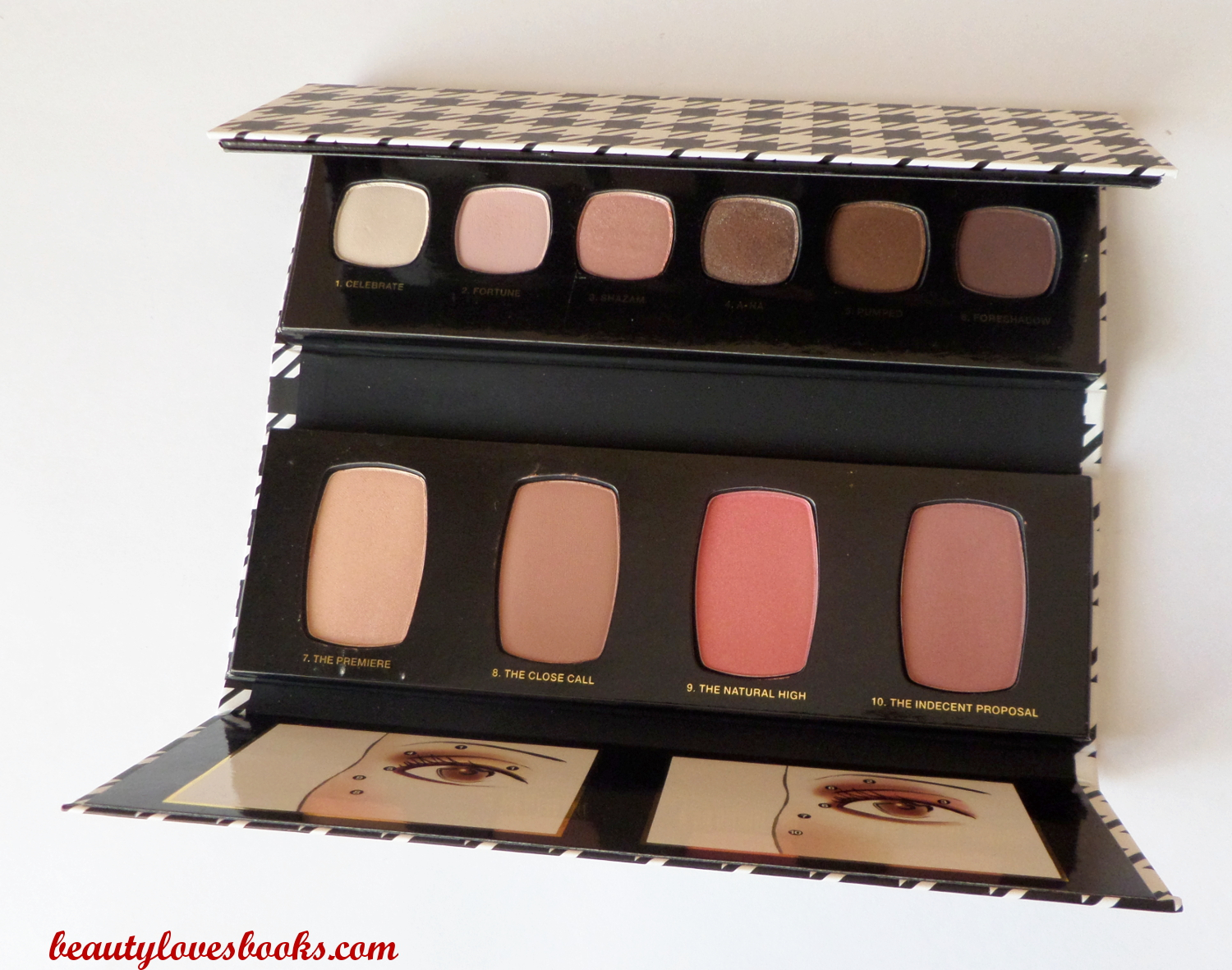 Bare minerals The magic act palette