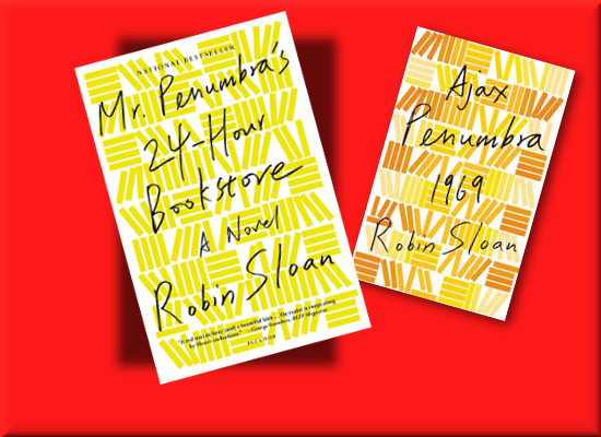 Mr.Penumbra's 24-hour bookstore by Robin Sloan