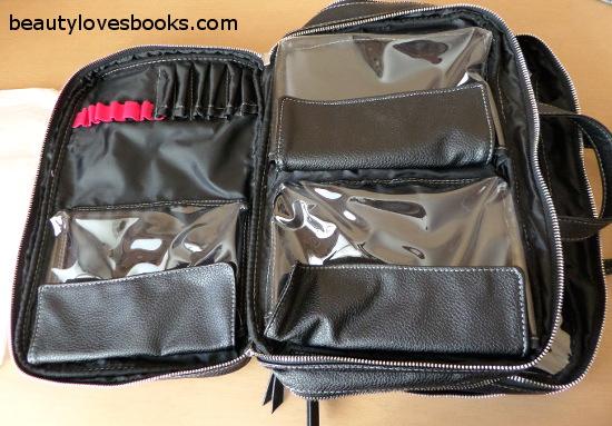 The Zoeva makeup bag