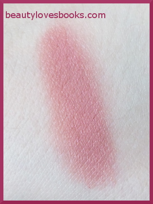 Zoeva Mineral Sheer Blush in Afternoon Delights swatch