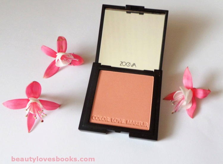 Zoeva Luxe Color Blush in Shy girl