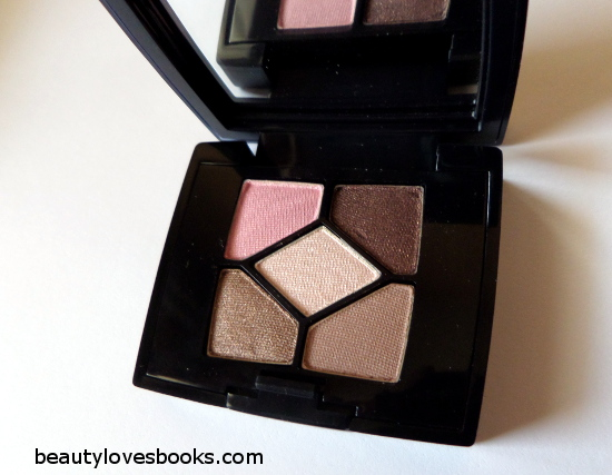 Dior mini 5 color palette gift with purchase