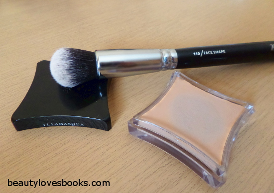 Illamasqua cream pigment in Hollow