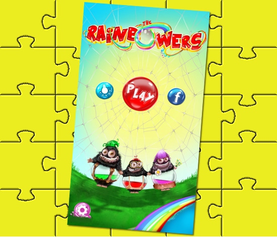The Rainbowers app