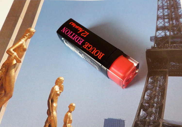 Bourjois Rouge Edition 12h in 28 Pamplemousse