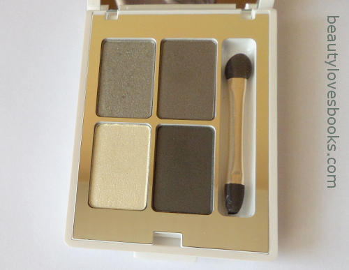 KIKO Queen of hearts eyeshadow palette in 02 Luxury Stone Green