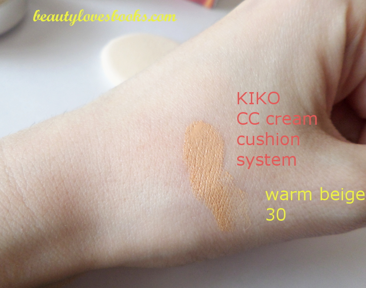 KIKO CC cream cushion system
