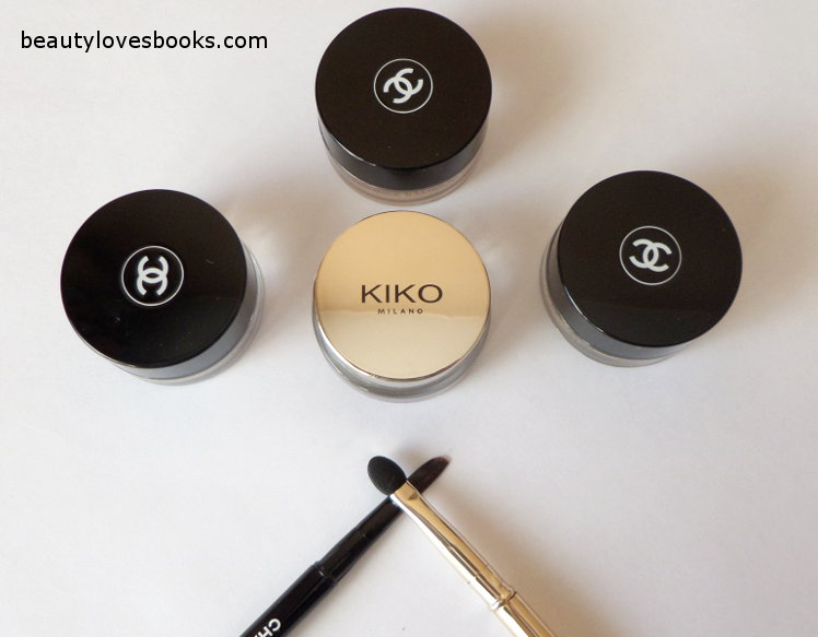 Chanel Illusion D'ombre eyeshadows vs. KIKO Supreme eyeshadows