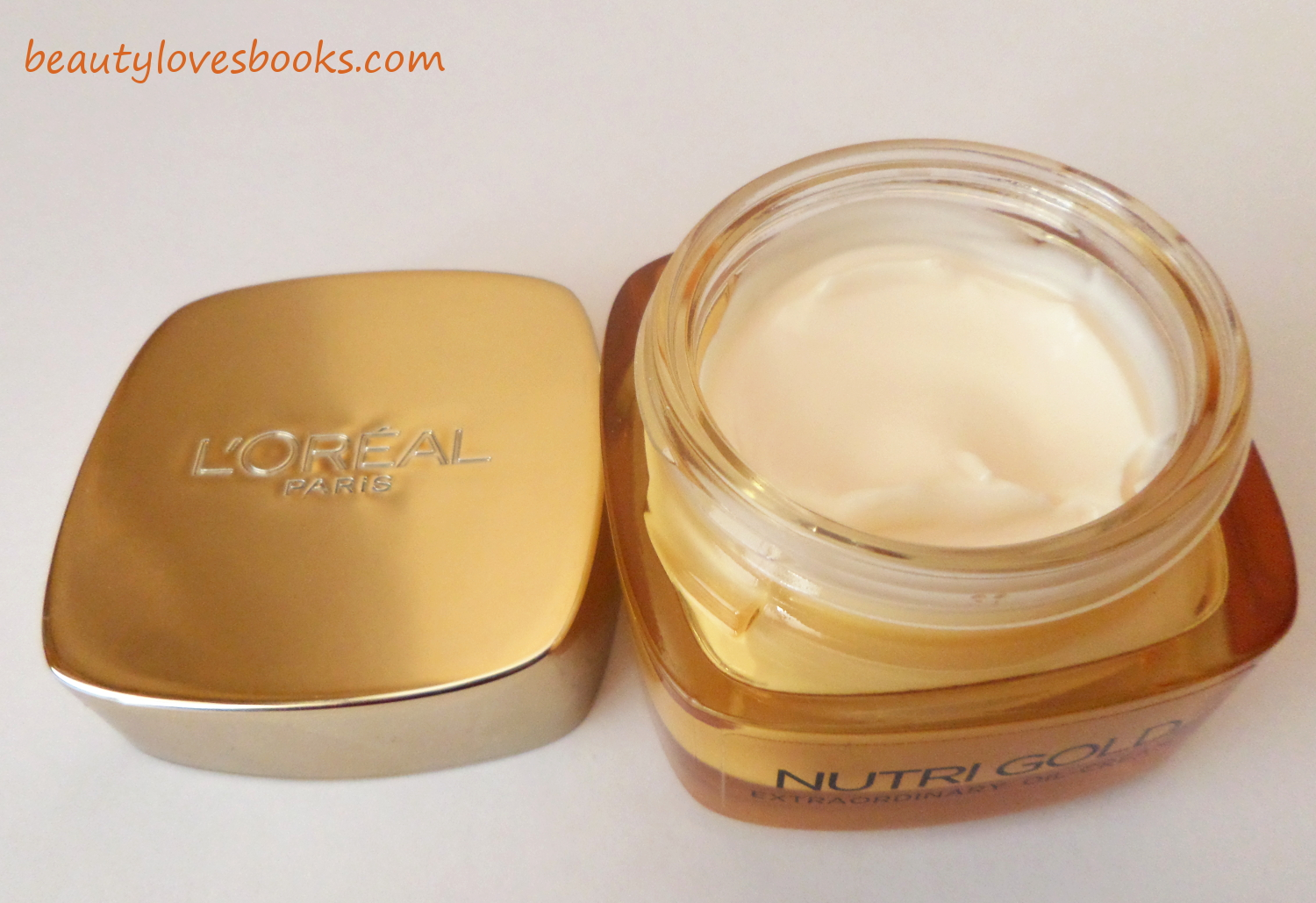 Nutri Gold extraordinary oil-cream