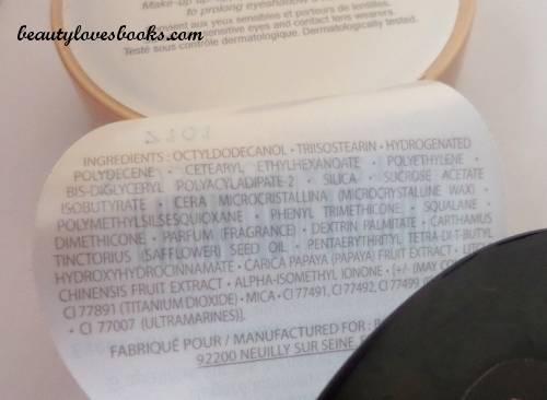 Bourjois Happy light Ultra-covering concealer ingredients