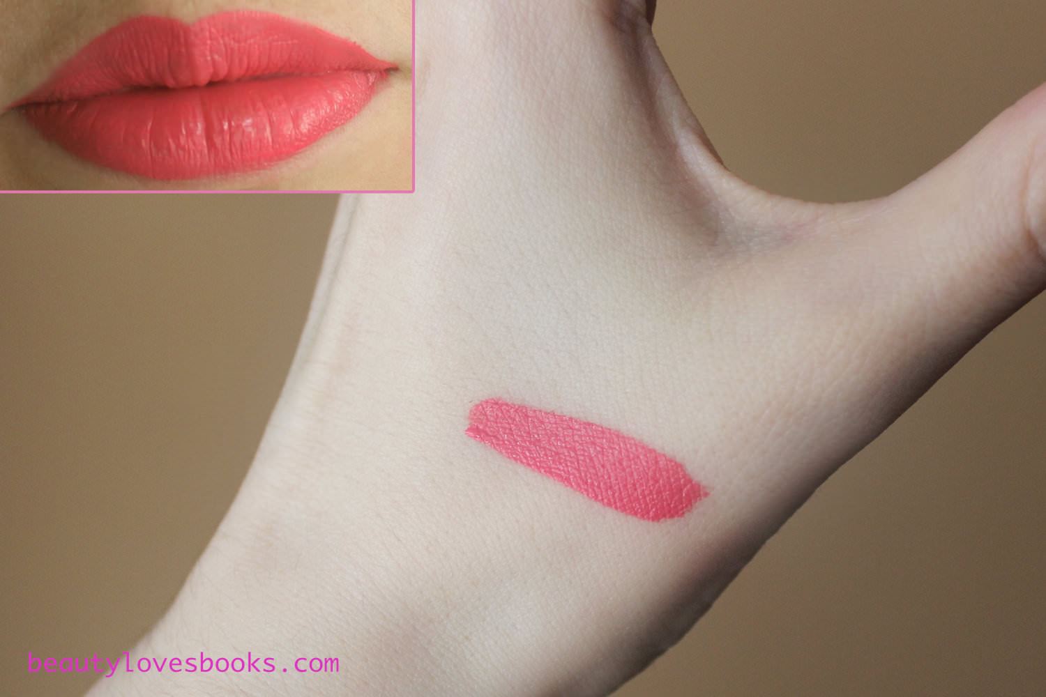 Estée Lauder Pure Color Envy Lip Potion in 200 Wicked sweet, swatches