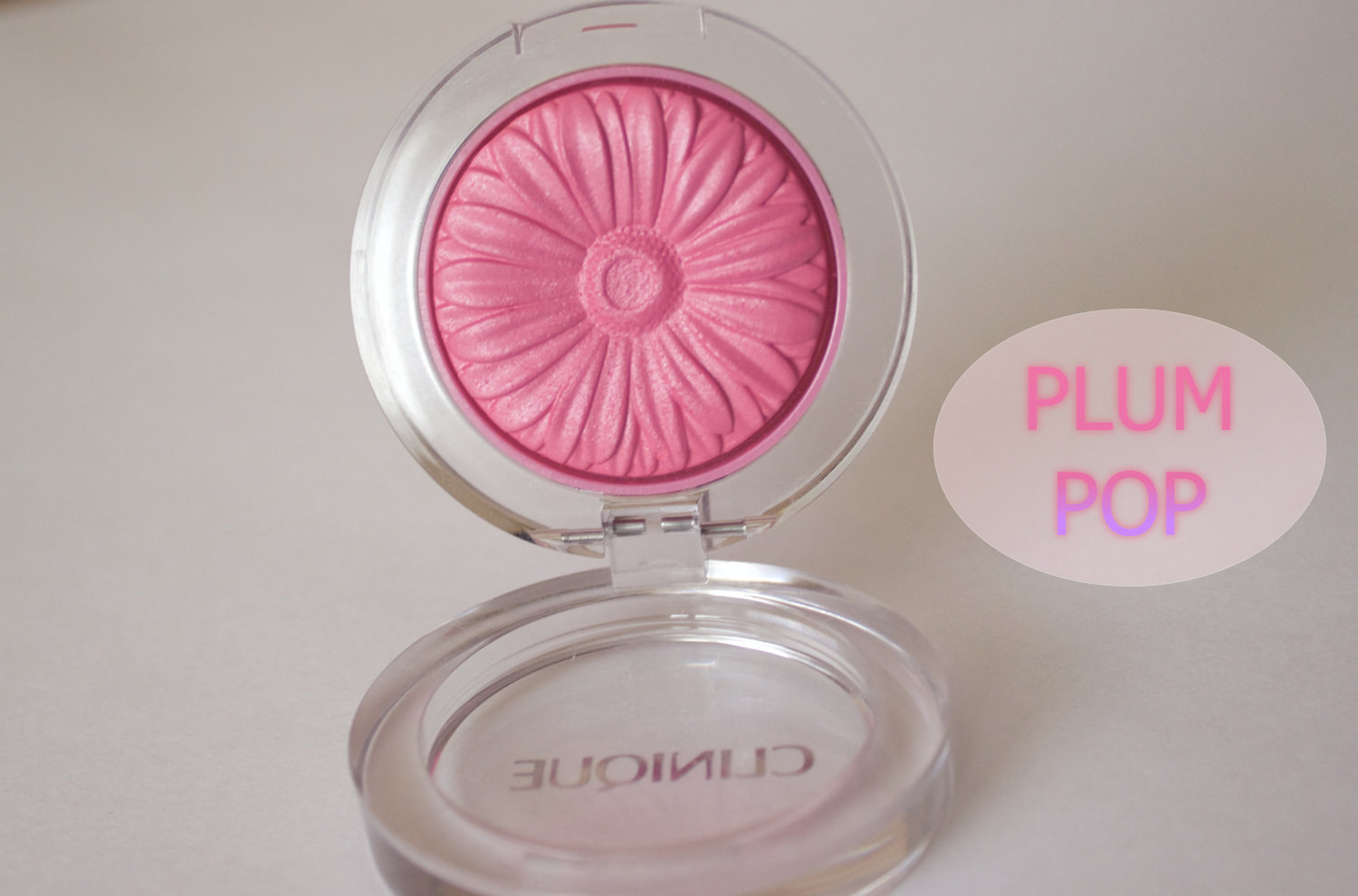 Clinique Cheek Pop blush in Plum Pop
