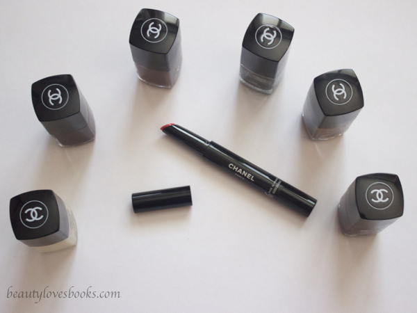 Chanel Rouge Coco Stylo complete care lipshine in 206 Histoire