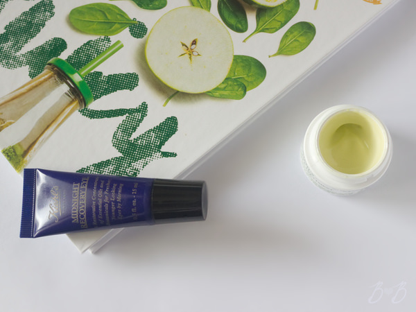 Kiehl's Creamy Eye Treatment with Avocado and Kiehl's Midnight Recovery Eye