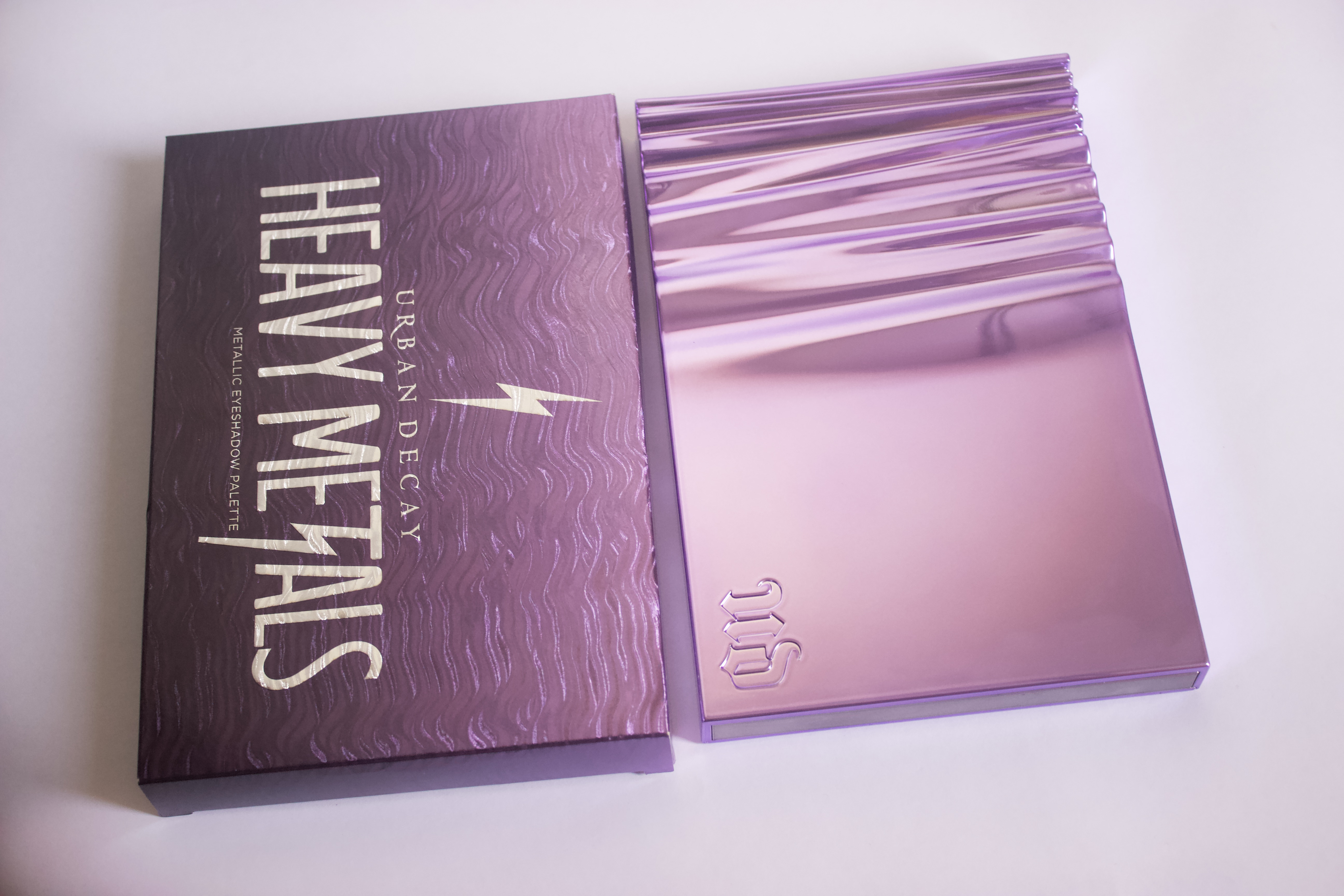 Urban Decay Heavy metals eyeshadows